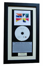 TWIN ATLANTIC Great Divide CLASSIC CD GALLERY QUALITY FRAMED+EXPRESS GLOBAL SHIP