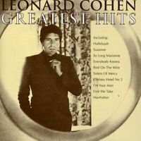Leonard Cohen - Greatest Hits (Original 17 track best of)(NEW CD)