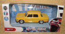 MODELLINO auto RACING VINTAGE RENAULT R8 GIALLO 1:43 cod.11540