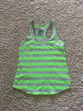 Junior SO Green and Gray Tank Top, Size X-Small