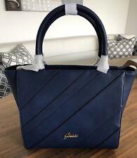 Original Guess Handtasche Minta Tote Blau Neu mit Etikett