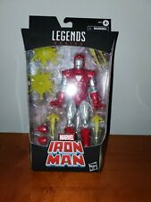 Marvel Legends Silver Centurion Iron Man Walgreens Exclusive Action Figure