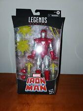 Marvel Legends Silver Centurion Iron Man Walgreens Exclusive Action Figure