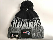 e1aa99e93 New England Patriots New Era Knit Hat Super Bowl LIII Champions Beanie Cap
