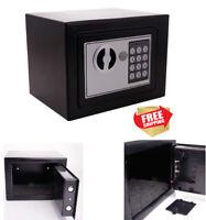 Digital Steel Electronic Lock Home Safe Box Security Office Gun Money Fireproof