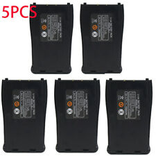 5x Baofeng BF-888S 3.7V 1500mah Li-ion Spare Battery for BF888S Two way Radio