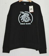 PAUL SMITH RED EAR black sweatshirt jumper sweater jumper MADE IN JAPAN top XXL