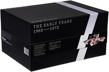 """PINK FLOYD THE EARLY YEARS 1965-1972 LIMITED BOX SET CD DVD BLU-RAY 7"""" VINYL New"""