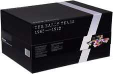"PINK FLOYD THE EARLY YEARS 1965 1972 LIMITED BOX SET CD DVD BLU-RAY 7"" VINYL New"