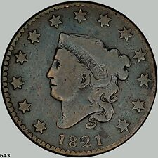1821 1C Cornet Head