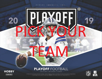 2019 Panini Playoff Football Card Team Sets PICK YOUR TEAM FROM THE LIST
