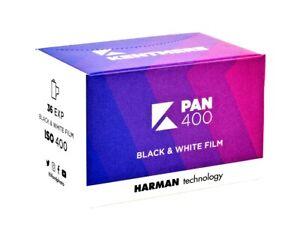 5 Rolls KENTMERE PAN 400 B&W NEG Film--35mm/36 exp--ULTRA FRESH--expiry: 02/2025