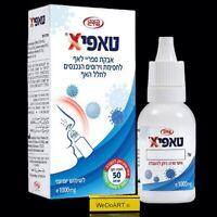 taffix! Nasal spray powder - to block viruses for 5 hours!