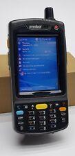 Symbol Motorola MC70 MC7004-PUCDCRHA80WR Handheld Mobile Barcode Scanner-PDA