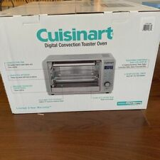 BNIB Cuisinart CTO-1300 Convection Toaster/Pizza Oven - Brushed Stainless