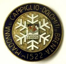 Spilla Crozzon Di Brenta Madonna Di Campiglio Dolomiti Di Brenta m 1522 (A.E.
