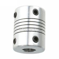 8x8MM CNC Motor Jaw Shaft Coupler 8mm To 8mm Flexible Coupling OD 20x26mm Handy