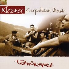 Transkapela - Klezmer Carpathian Music [New CD]