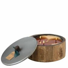 Soy Wax Nature Round Candles & Tea Lights