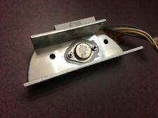 JVC JLB31 Turntable Parts - Circuit Board w/ Heat Sink