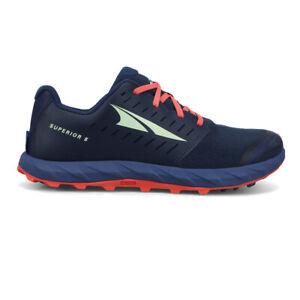 Altra Superior 5 Womens Zero Drop X-Light Trail Running Shoe Trainer NEW MODEL
