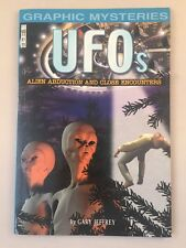 UFO's: Alien Abductions and Close Encounters by Gary Jeffrey (Paperback, 2006)