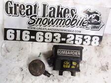 Ski Doo Formula SS Rotax 462 464 Snowmobile Engine Good Used Cylinder and Piston