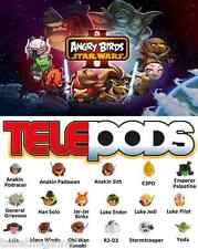 Angry Birds Star Wars II 2 Telepods Double Pack (Choose The One You Want) - BNIP