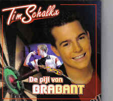 Tim Schalke-De Pijl Van Brabant cd single