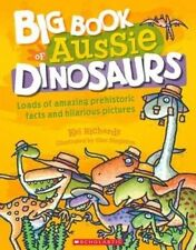 Big Book of Aussie Dinosaurs Kel Richards Children's Reading Picture Story Book