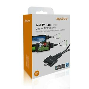 MyGica tv Tuner for Watching ATSC Digital TV Anywhere You go with Type-C ... New