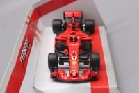 BBURAGO 1:43 2018 FERRARI FORMULA 1 F1 SF71H #7 Kimi Raikkonen Model CAR IN BOX