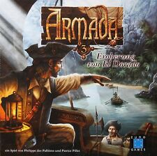 Armada 3 Pirate Board Game from Euro Games (2002) Pallieres and Pillet