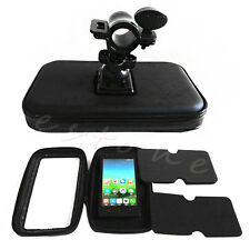 Motorrad-Lenkerhalterung Wasserdichte Tasche Handy-GPS Outdoor Sports DE