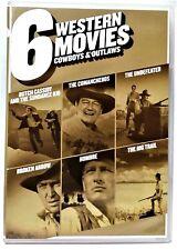 Butch Cassidy & The Sundance Kid, Comancheros, Undefeated, Broken Arrow + More!