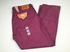 Brand New! Levis 501 Rare Limited Edition  Button Fly Shrink To Fit - Mens 44X32