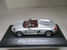 High Speed Hamleys 1/43 Porsche Carerra GT 2001 Silver