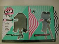 2-PACK NIB COSTCO EXCLUSIVE LOL OMG Surprise! Candylicious Miss Independent Ser2