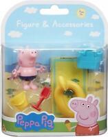 Peppa Pig Beach Theme George Figure & Accessory Pack