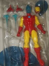 Marvel Legends Series Iron Man Tony Stark (A.I) Shang-Chi NO BAF Mr. Hyde LOOSE