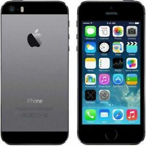 APPLE IPHONE 5S 32 GB Grey Nero Grado A+ Usato Ricondizionato