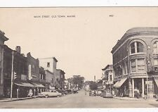 Maine Old Town Main Street sk5600