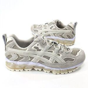 NEW Asics Gel-Nandi 360 Taupe Smoke Grey Shoes 1021A416-200 Mens Size 10