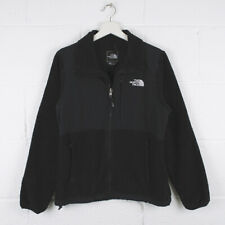Vintage THE NORTH FACE Black Fleece Jacket Size Womens Small /R61057