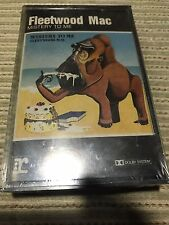 FLEETWOOD MAC SPANISH CASSETTE TAPE SPAIN WEA MISTERY TO ME SEALED