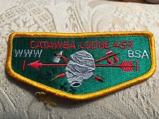 OA LODGE #459 CATAWBA S43 NEW MINT