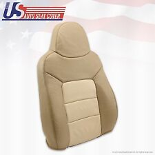 2003 - 2006 Ford Expedition Eddie Bauer Passenger Lean Back Leather Seat Cover