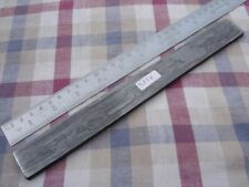 "10"" custom made hunting Damascus steel knife blank random billet 5256"