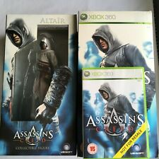 """Assassin's Creed 1 Collector Edition Statue Altair XBOX """"NEW"""" COMPLETE RARE"""