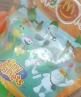 McDonalds Happy Meal Toy 2004 Tiny Planets Movie Plastic Characters - Various